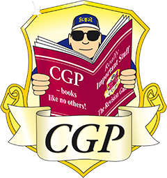 Author for CGP books