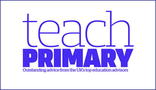 Regular contributor to Teach Primary magazine